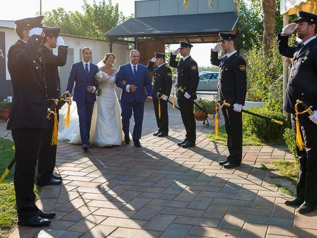 La boda de Selu y Inma en Granada, Granada 16