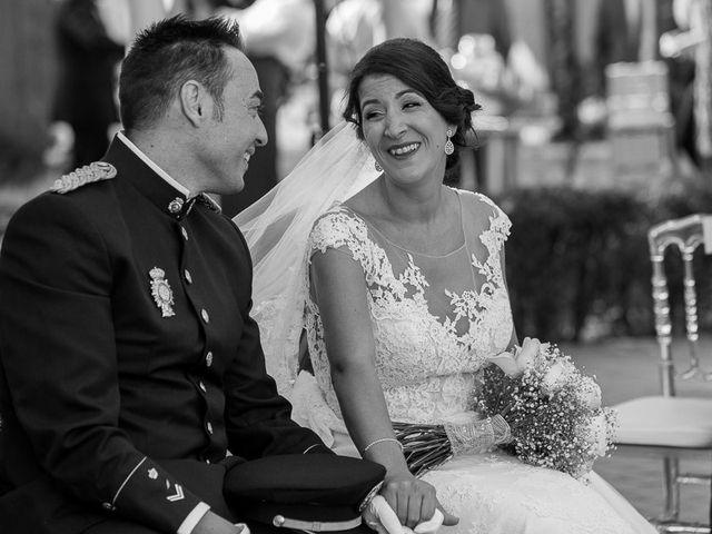 La boda de Selu y Inma en Granada, Granada 19