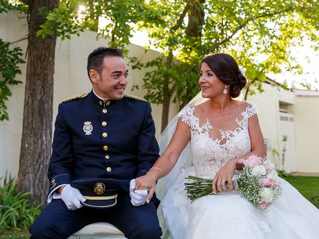 La boda de Selu y Inma en Granada, Granada 21