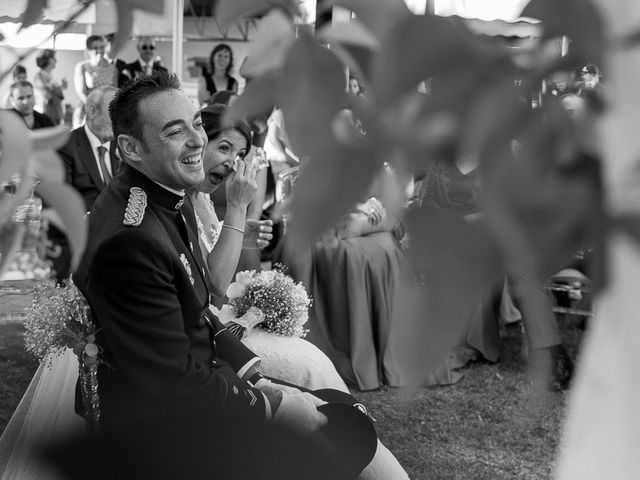 La boda de Selu y Inma en Granada, Granada 24