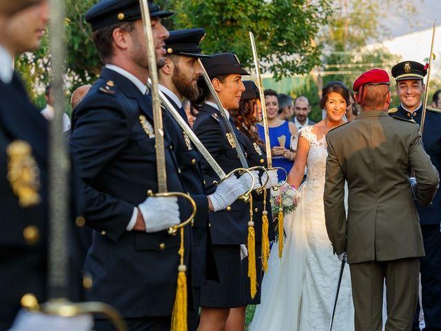 La boda de Selu y Inma en Granada, Granada 31