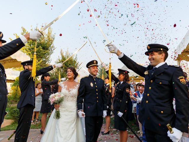 La boda de Selu y Inma en Granada, Granada 32