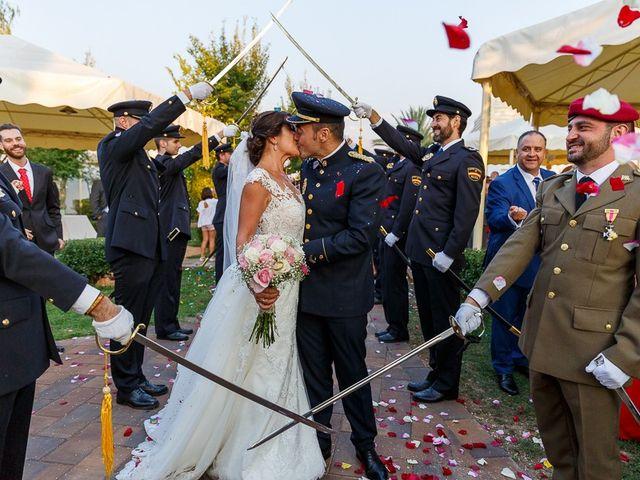 La boda de Selu y Inma en Granada, Granada 33