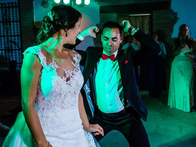 La boda de Selu y Inma en Granada, Granada 38