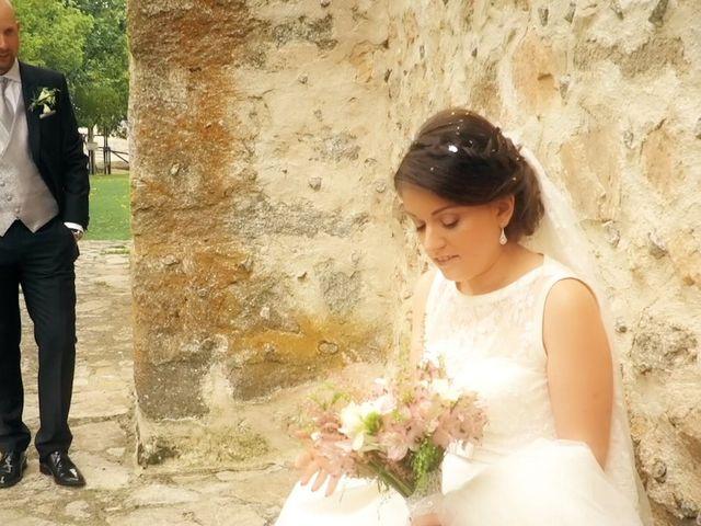La boda de Ignacio y Beatriz en Ávila, Ávila 1