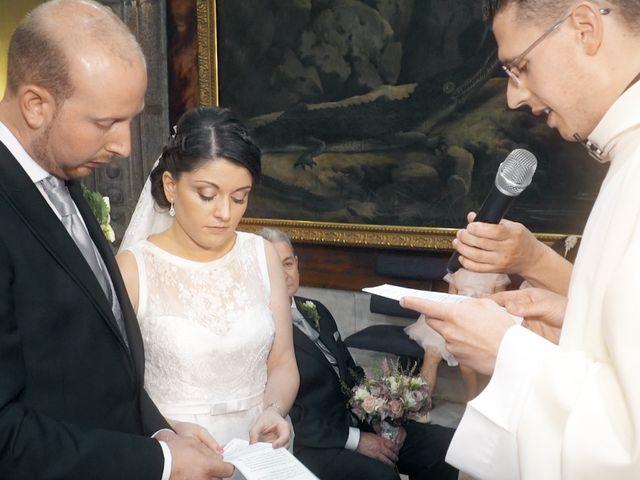La boda de Ignacio y Beatriz en Ávila, Ávila 33