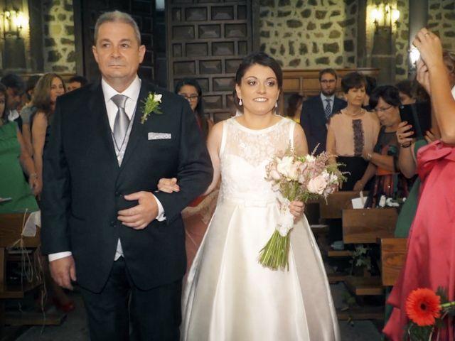 La boda de Ignacio y Beatriz en Ávila, Ávila 40