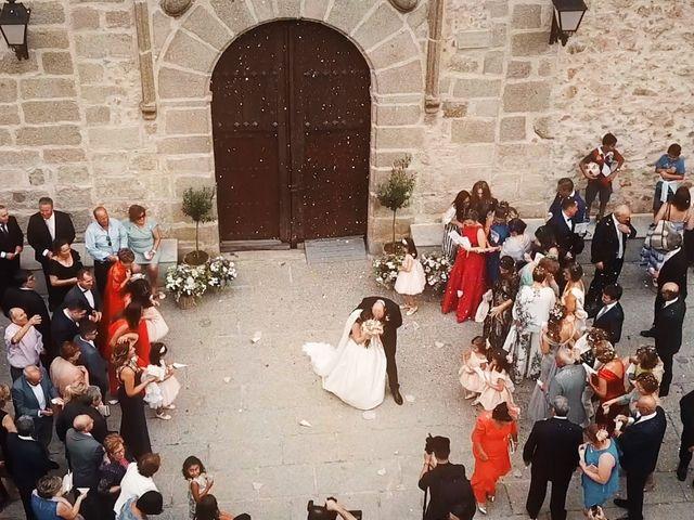 La boda de Ignacio y Beatriz en Ávila, Ávila 51