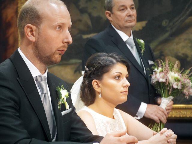 La boda de Ignacio y Beatriz en Ávila, Ávila 52