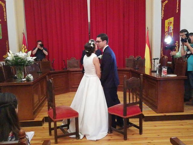 La boda de José Ángel  y Isabel en Chinchilla De Monte Aragon, Albacete 2