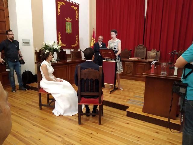La boda de José Ángel  y Isabel en Chinchilla De Monte Aragon, Albacete 4