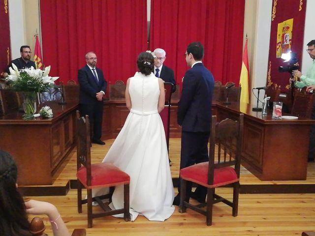 La boda de José Ángel  y Isabel en Chinchilla De Monte Aragon, Albacete 5