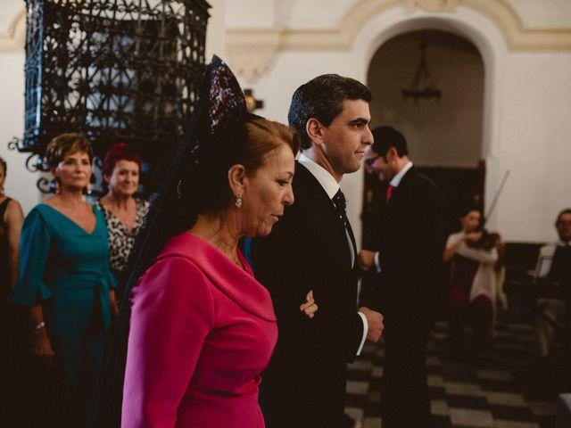 La boda de David y Naiara en Tarifa, Cádiz 28