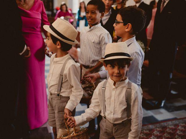 La boda de David y Naiara en Tarifa, Cádiz 29