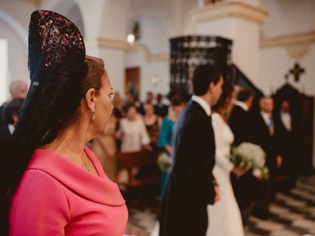 La boda de David y Naiara en Tarifa, Cádiz 32