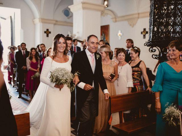La boda de David y Naiara en Tarifa, Cádiz 34
