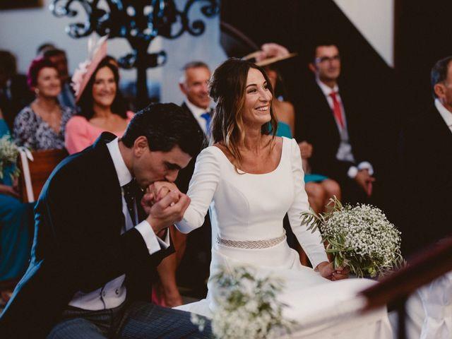 La boda de David y Naiara en Tarifa, Cádiz 36
