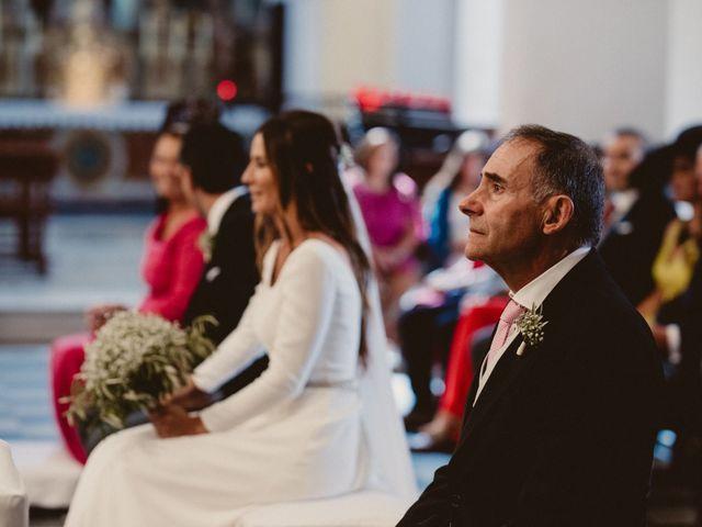 La boda de David y Naiara en Tarifa, Cádiz 37