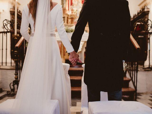 La boda de David y Naiara en Tarifa, Cádiz 41