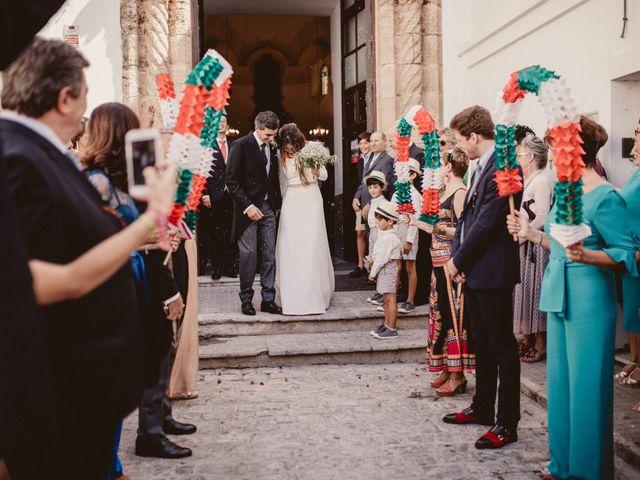 La boda de David y Naiara en Tarifa, Cádiz 45
