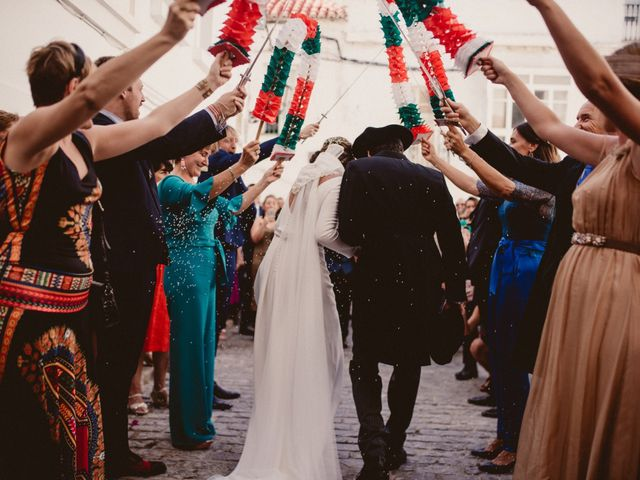La boda de David y Naiara en Tarifa, Cádiz 47