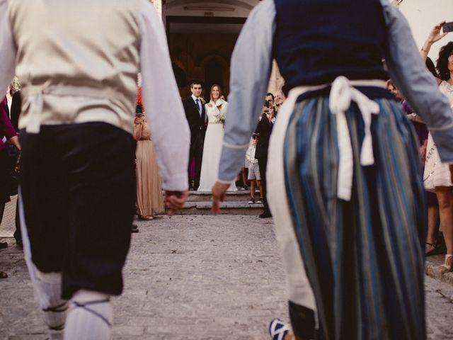La boda de David y Naiara en Tarifa, Cádiz 48
