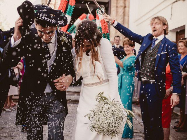 La boda de David y Naiara en Tarifa, Cádiz 1