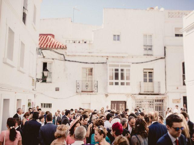 La boda de David y Naiara en Tarifa, Cádiz 52