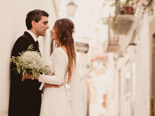 La boda de David y Naiara en Tarifa, Cádiz 54