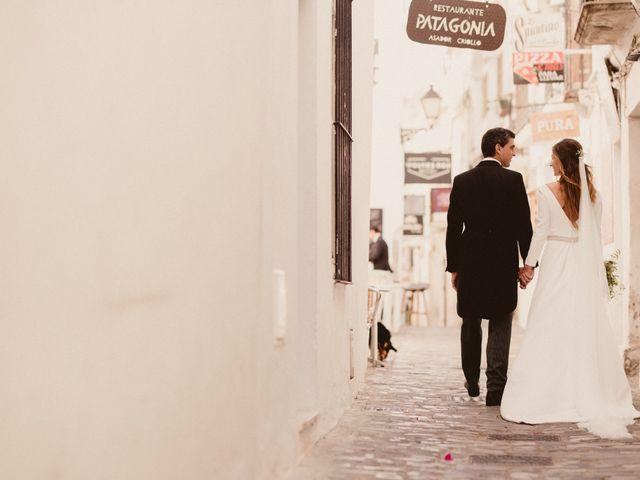 La boda de David y Naiara en Tarifa, Cádiz 55