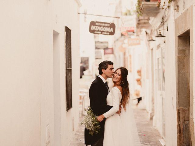 La boda de David y Naiara en Tarifa, Cádiz 56