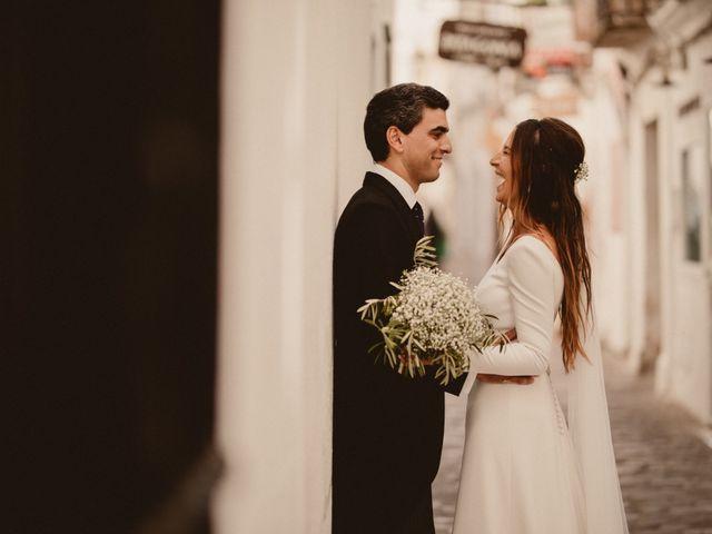 La boda de David y Naiara en Tarifa, Cádiz 57