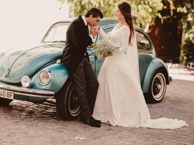 La boda de David y Naiara en Tarifa, Cádiz 58