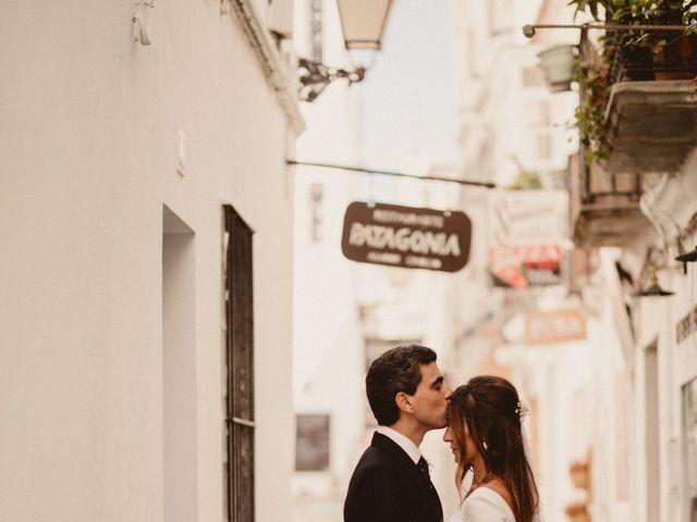 La boda de David y Naiara en Tarifa, Cádiz 59