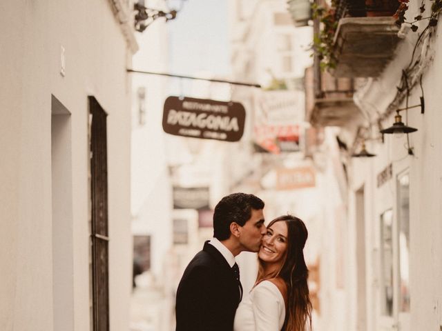La boda de David y Naiara en Tarifa, Cádiz 60