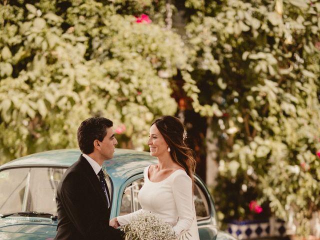 La boda de David y Naiara en Tarifa, Cádiz 61