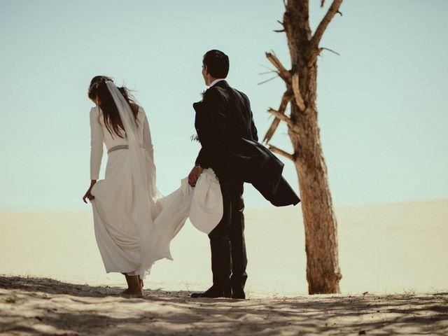 La boda de David y Naiara en Tarifa, Cádiz 63