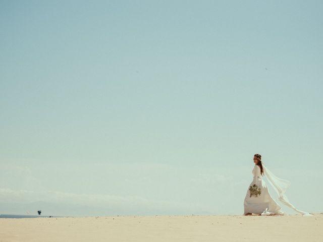 La boda de David y Naiara en Tarifa, Cádiz 65