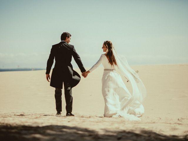 La boda de David y Naiara en Tarifa, Cádiz 69