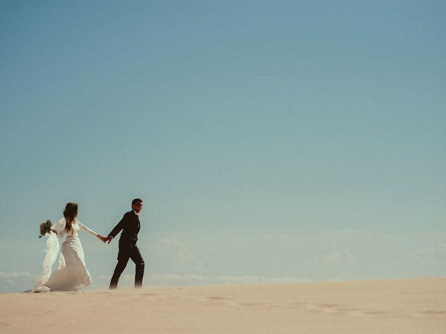 La boda de David y Naiara en Tarifa, Cádiz 71
