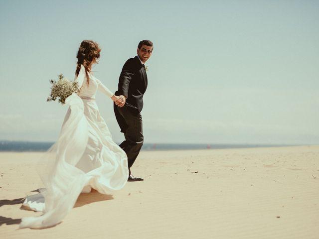 La boda de David y Naiara en Tarifa, Cádiz 73