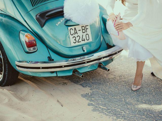 La boda de David y Naiara en Tarifa, Cádiz 74