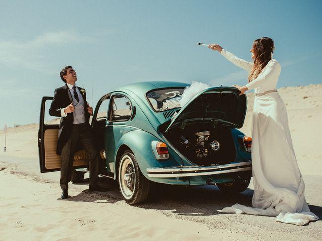 La boda de David y Naiara en Tarifa, Cádiz 77