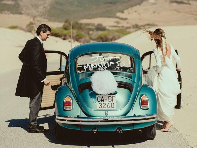 La boda de David y Naiara en Tarifa, Cádiz 83