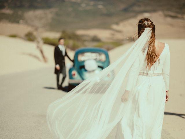 La boda de David y Naiara en Tarifa, Cádiz 84