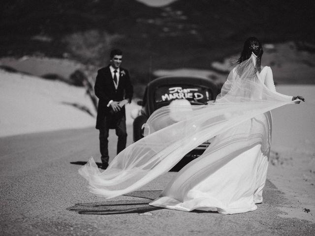 La boda de David y Naiara en Tarifa, Cádiz 85