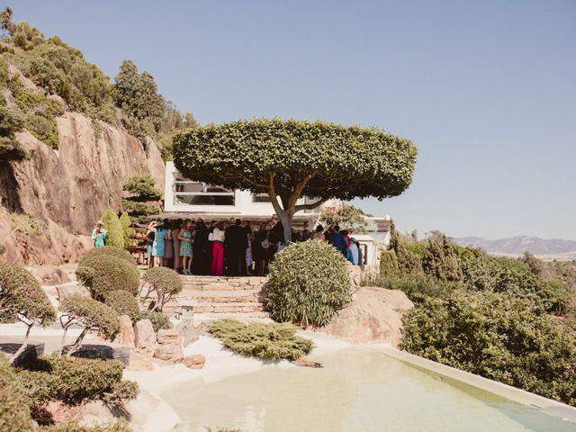 La boda de David y Naiara en Tarifa, Cádiz 93