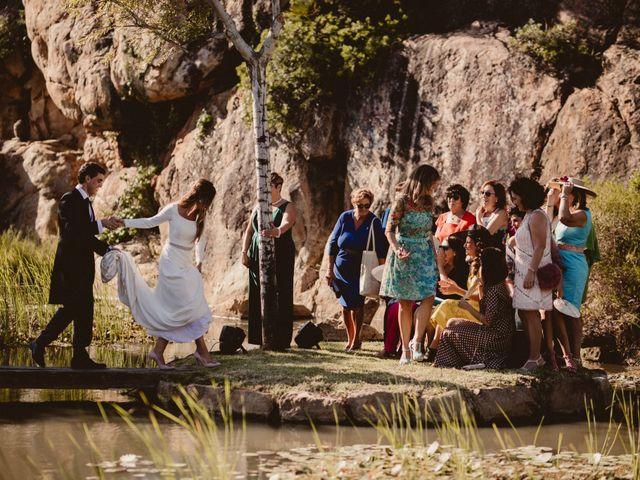 La boda de David y Naiara en Tarifa, Cádiz 109