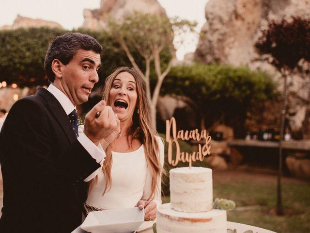 La boda de David y Naiara en Tarifa, Cádiz 129