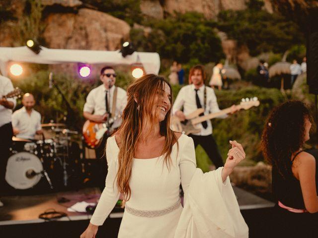 La boda de David y Naiara en Tarifa, Cádiz 137